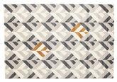 Hydraulic tile rug CVD13979