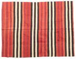 Kilim semi antique Turkish carpet XCGZF1031