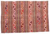Tapis Kilim semi-antique Turquie XCGZF1030