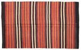 Kilim semi antique Turkish carpet XCGZF1023