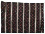 Kilim semi antique Turkish carpet XCGZF1315