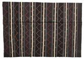 Kilim semi antique Turkish carpet XCGZF1314