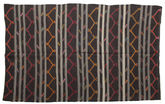 Kilim semi antique Turkish carpet XCGZF1308