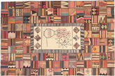 Kilim Patchwork carpet XVZZM132