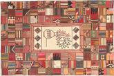 Tapis Kilim Patchwork XVZZM135