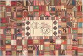 Kilim Patchwork carpet XVZZM137