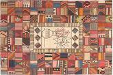 Kilim Patchwork carpet XVZZM141