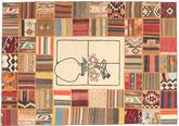 Kilim Patchwork carpet XVZZM54