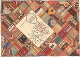 Kilim Patchwork carpet XVZZM56
