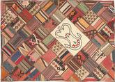 Kilim Patchwork carpet XVZZM66