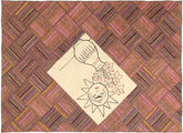 Kilim Patchwork carpet XVZZM70