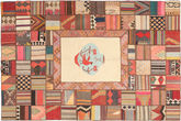 Kilim Patchwork carpet XVZZM103