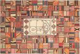 Tappeto Kilim Patchwork XVZZM142
