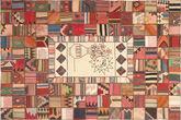 Kilim Patchwork carpet XVZZM149