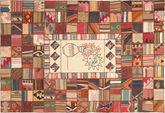 Tapis Kilim Patchwork XVZZM153