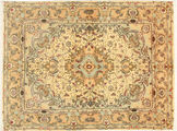 Tabriz 50 Raj with silk carpet TTF112