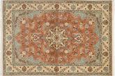 Tabriz 50 Raj med silke teppe TTF73