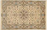 Isfahan silk warp signed: Keiyani carpet TTF4