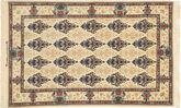 Isfahan silk warp carpet TTF23