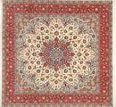 Tabriz 50 Raj with silk carpet TTF129