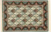 Isfahan selyemfonal szőnyeg TTF21