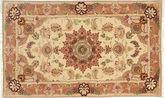 Tabriz 50 Raj met zijde tapijt TTF41