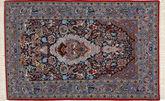 Isfahan silk warp carpet TTF18