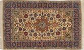 Isfahan silkerenning teppe TTF7