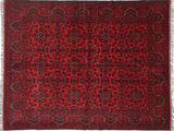 アフガン Khal Mohammadi 絨毯 ANI112