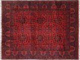 Afghan Khal Mohammadi carpet ANJ107