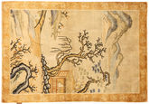 China art silk 120 Line carpet NAZA821