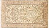 Kashmir pure silk carpet MSA319