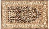 Kashmir pure silk carpet MSA343