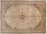 Kashmir pure silk carpet MSA19