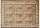 Kashmir pure silk carpet MSA43