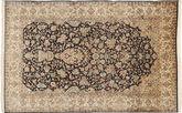 Kaschmir Reine Seide Teppich MSA263
