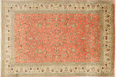 Kashmir pure silk carpet MSA98