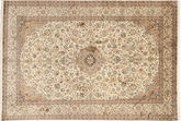 Kashmir pure silk carpet MSA87