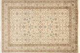 Kashmir pure silk carpet MSA105