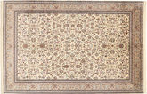 Kashmir pure silk carpet MSA79
