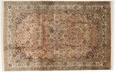 Kashmir pure silk carpet MSA243
