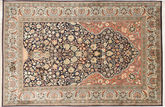Kashmir pure silk carpet MSA249
