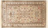 カシミール ピュア シルク 絨毯 MSA307