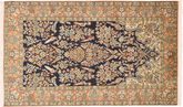 Kashmir pure silk carpet MSA292