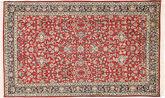 Kashmir pure silk carpet MSA434