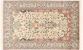 Kashmir pure silk carpet MSA393