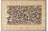 Kaschmir Reine Seide Teppich MSA402