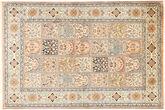 Kashmir pure silk carpet MSA261