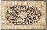 Kaschmir Reine Seide Teppich MSA438