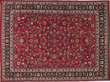 Alfombra Mashad Patina firmada: Golpur drakhsh MRA466